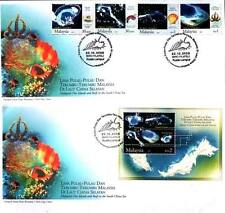 2005 MALAYSIA FDC - MALAYSIA FIVE ISLANDS & REEFS IN SOUTH CHINA SEA