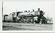 5F982 RP 1940/50s? CMStPM&O OMAHA RAILROAD TRAIN ENGINE #514