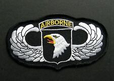 101st Airborne Division Wings Special Forces Subdued Embroidered Patch 4.5 inchs