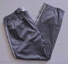Adidas Men's Climaproof Climalite Athletic Pants 2XL XXL Wind Waterproof Gray