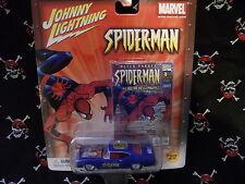 2003 JohnnyLightning #22 Peter Parker Spider-Man #1 '68 Chevy Chevelle