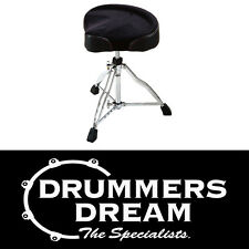 Tama HT530C Wide-Rider Trio Saddle style Cloth top Drum Throne  Brand New
