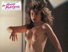 SEXY VALERIE KAPRISKI LA FEMME PUBLIQUE 1984 VINTAGE LOBBY CARD #11