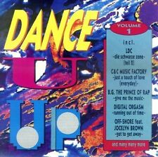 Dance u up 1 (1992, Maxis) LDC, C&C Music Factory, B.G. the Prince of Rap.. [CD]
