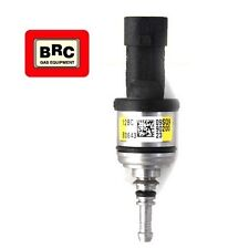 BRC LPG INJECTOR - new type YELLOW SUPER MAX - Sequent 24 32 56 P&D MY09 - NEW!