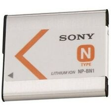 SONY NP-BN1 NP BN1 BATTERY FOR SONY CYBERSHOT DIGITAL CAMERAS