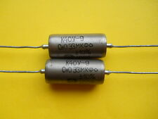 0.033uF @ 400V PIO RUSSIAN CAP K40Y-9 MATCHED PAIR