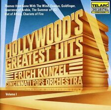 Hollywood's Greatest Hits - Kunzel/Cincinnati Pops (2006, CD NEUF)