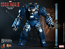 "Igor Mark XXXVIII 38 Armor Iron Man 3 12"" MMS 215 Figur Hot Toys"