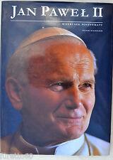 Giansanti: Jan Pawel II - Giovanni Paolo II Wojtyla .- Ars polona polish text