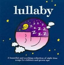 Lullaby - Soothing Collection Of Night Time Songs for Children  CD NEW & SEALED