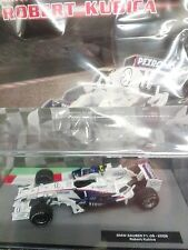 BMW SAUBER F1.08 - 2008 - ROBERT KUBICA - FORMULA 1 AUTO COLLECTION #50