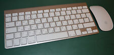 Apple Magic Mouse and Wireless Keyboard RU Russian layout A1314 + A1296