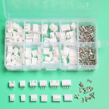 Micro JST 2.54mm 2 3 4Pin Male Female housing Connector plug & crimps x 60 SETS