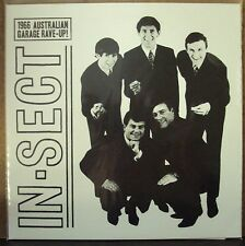"""THE IN-SECT I Can See My Love 7"""" NEW Ugly Pop reissue garage Canadian import"""