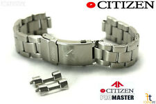 Citizen Promaster AJ9230-08E Original 20mm Stainless Steel Watch Band Strap