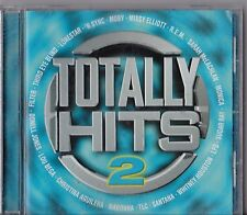 TOTALLY HITS VOLUME 2 2000 MOBY R.E.M. THIRD EYE BLIND MADONNA WHITNEY NSYNC