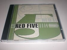 CD DEMO PROMO SINGLE RED FIVE - 3 SONGS - INTERSCOPE US 1998 - PUNK ROCK