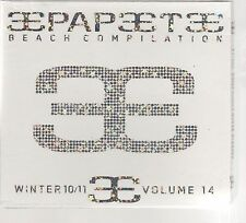 PAPEETE BEACH COMPILATION WINTER 10/11  VOL. 14 CD F.C. SIGILLATO!!!