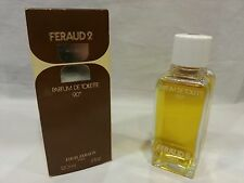 Louis Feraud 2 Donna Woman Femme Profumo PDT 120ml. Hanorah. Vintage, Raro