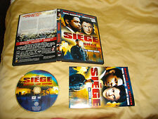 The Siege (DVD, 2008, Canadian; Martial Law Edition)
