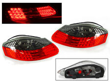 USA DEPO 97-04 PORSCHE BOXSTER 986 Roadster EURO Red / Smoke LED TAIL LIGHTS