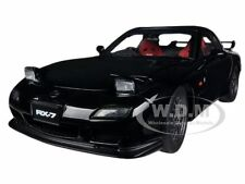 MAZDA RX-7(FD) SPIRIT R TYPE A BRILLIANT BLACK 1/18 DIECAST BY AUTOART 75986