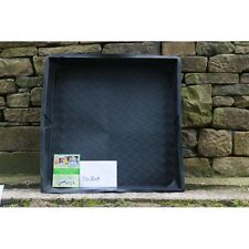 Flexi Tray 80 X 80 X10cm Grow Room Tent Hydroponics Car Boot, Water Storage