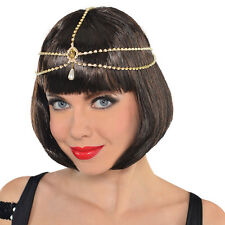 Cleopatra Flapper Hair Jewellery Accessory for Egyptian Fancy Dress