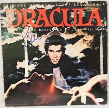 "JOHN WILLIAMS Signed Autographed ""DRACULA"" Album LP JSA #H14763"