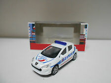 PEUGEOT 308 POLICE  NOREV 3 INCHES 1/64