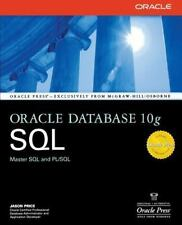 Oracle Database 10g SQL (Osborne ORACLE Press Series)-ExLibrary