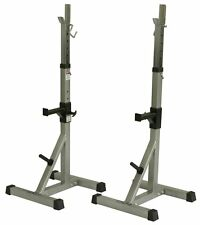 Valor Athletics Inc. BD - 8 Deluxe Squat Rack with Plate Storage New