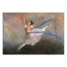 """Steve O'Connell Artist - Ballet - Dance - Ballerina in Tutu  - """"Liberte"""""""