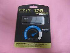 PNY Turbo 128GB USB 3.0 Flash Drive P-FD128TBOP-GE - Please Read!!!