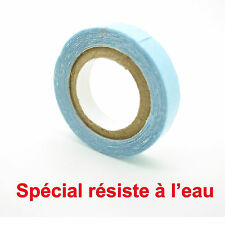 ROULEAU TAPE BANDES ADHESIVES AUTOCOLLANTES EXTENSIONS CHEVEUX RESISTE A L'EAU