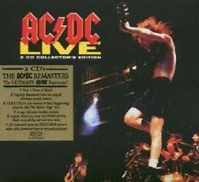 "AC/DC ""LIVE (COLLECTORS EDITION)"" 2 CD DIGIPACK NEUWARE"
