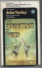 The Persistence of Vision by John Varley (1979, Paperback)