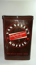 Alte Blechdose Blechdose Van Nelle`s Koffie Kaffee