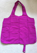 New - Eco-Friendly Fold-Up Reusable Nylon Grocery, Shopping, Tote Bags