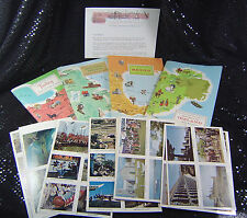 Around the World Program Boxed Set Vtg Books American Geographical Society 1967