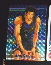 SLAM DUNK CARDDASS PP TV CARD PRISM CARTE 20 BANDAI MADE IN JAPAN 1994 NM