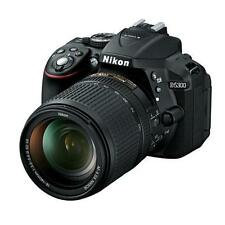 NIKON D5300 DSLR CAMERA with 18-140mm VR Lens  8GB CARD BAG 24.1 M.P.