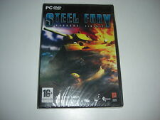 STEEL FURY - Kharkov 1942 Pc DVD Rom  Tank Battle Simulator Sim NEW & SEALED
