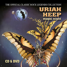 Uriah Heep - Magic Night CD & DVD Set (SFMCDVD901)