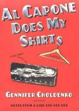 Al Capone Does My Shirts (Newbery Honor Book)-ExLibrary