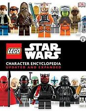 Lego Star Wars Character Encyclopedia Updated Expanded Mini Figure Clone Rebels