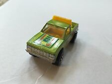 """Hot Wheels,Chevy Pick Up Truck """"Mean Green"""" (Dated 1982)"""