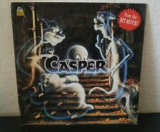 Vintage Children's Book Casper Movie 1995 90s Halloween Paperback Ghost Film