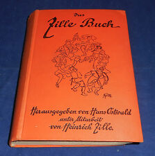 Hans Ostwald - Das Zille Buch - Heinrich Zille